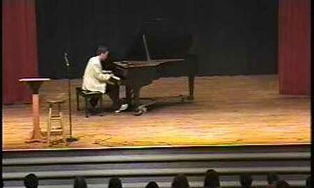 Uplifting - Pianist Plays Chopsticks at Talent Show & Bores Crowd, But Then Floors Them