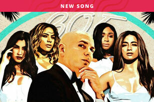 Pitbull Recruits Fifth Harmony For Spicy New Single Called 'Por Favor'