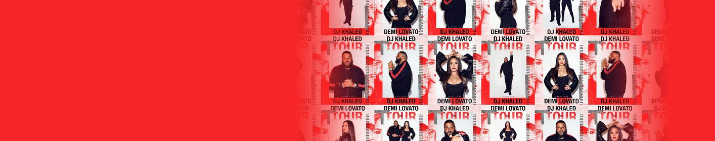 Demi Lovato is bringing DJ Khaled to Bridgestone Arena + we have your tickets!