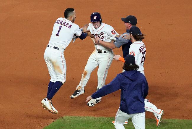 2017 World Series Game 5: Houston Astros vs. Los Angeles Dodgers
