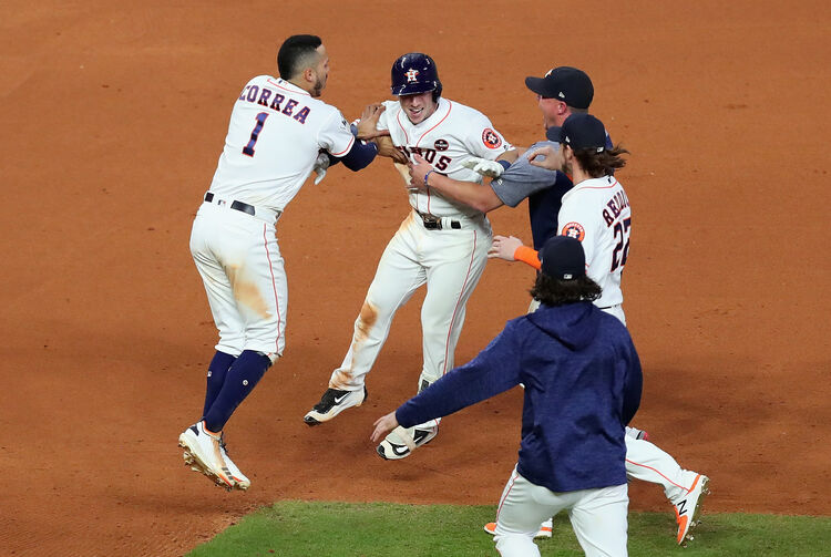 2017 World Series Game 5: Houston Astros vs. Los Angeles Dodgers