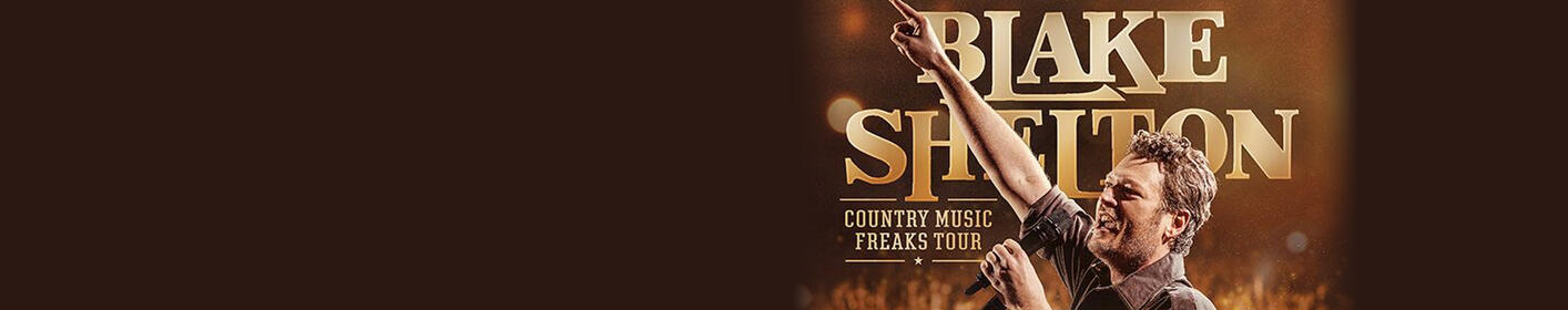 Blake Shelton LIVE At The BOK Center In Tulsa 2/15/18. Keep It Here To Win Free Tickets