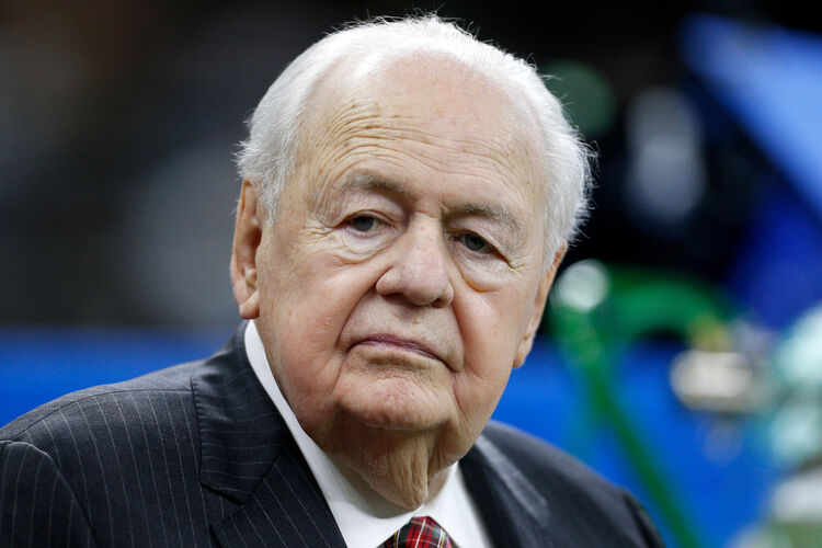 Tom Benson Getty Images
