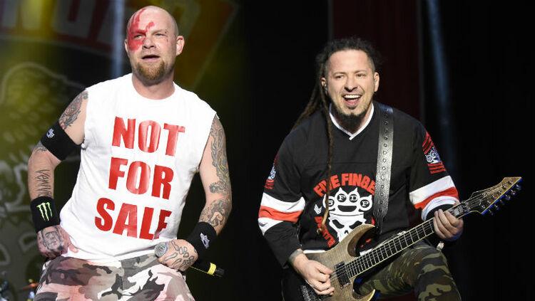 The 10 Best Five Finger Death Punch Songs Chosen By Zoltan Bathory