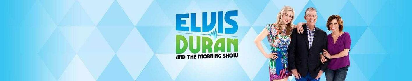 Listen WEEKDAY Mornings 5a-9a to Elvis Duran & The Morning Show!