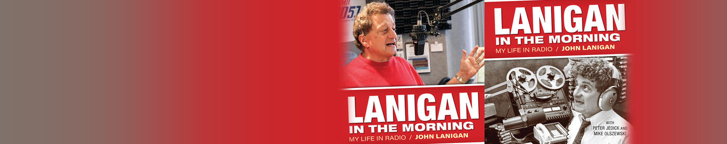How Lanigan made it to the top through trials and tribulations