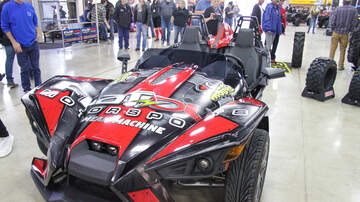 Photos - Q95 Slingshot Giveaway at Flat Out Motorsports