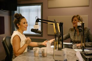 """Demi Lovato Gets Personal About Her """"Simply Complicated"""" Life"""
