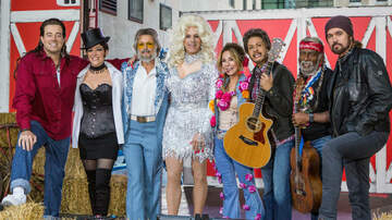 Premiere Country News - Halloween: 'GMA' Anchors Transform Into Superheroes, 'Today' Goes Country