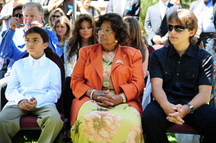 Katherine Jackson Steps Down As Guardian To Michael Jackson's Youngest Son