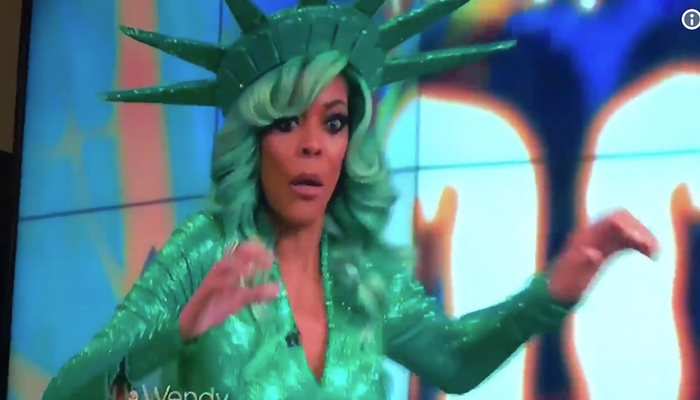 WATCH: Wendy Williams Faints On Live TV on STAR 94.1