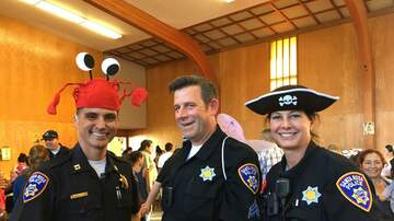 Local News - Santa Rosa Police Give Away Costumes to Kids Affected by Wildfires