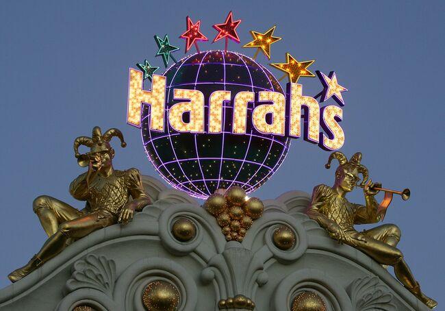 Harrah's Casino Getty Images