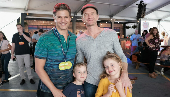 Throw Away Your Costumes: Neil Patrick Harris & His Family Owned Halloween on STAR 94.1