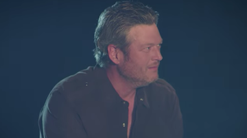 blakes-all-access-pass - EXCLUSIVE: Blake Shelton's 'Turnin' Me On' Inspired By Gwen Stefani