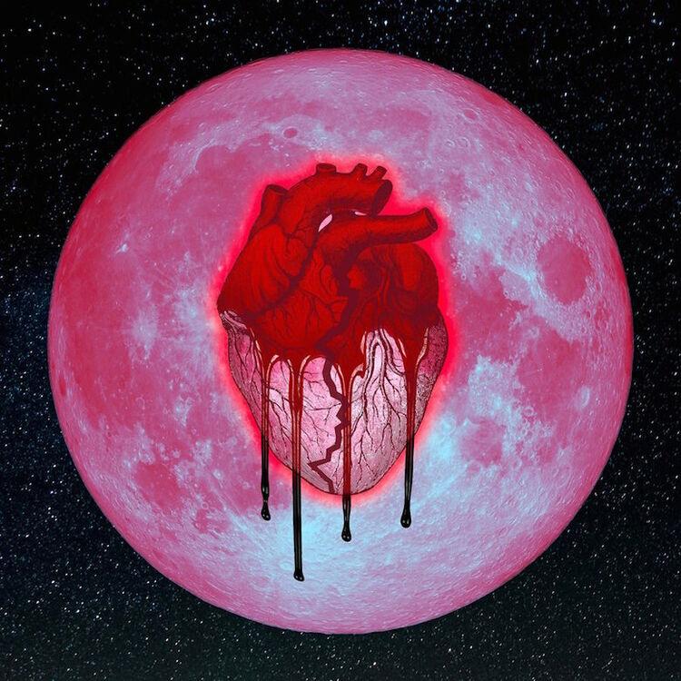 Chris Brown - 'Heartbreak on a Full Moon'
