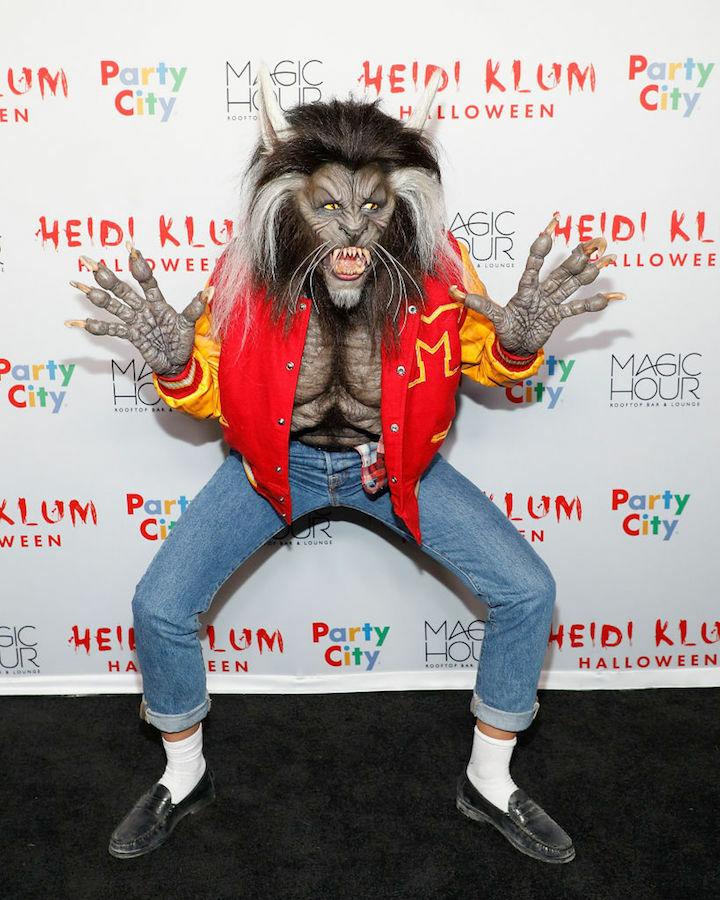 Heidi Klum's Halloween Costume Revealed: See the Pics! | WiLD 94.9