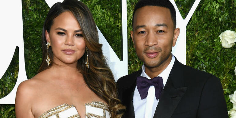 Turns Out, Chrissy Teigen Doesn't Know Much About John Legend's Career