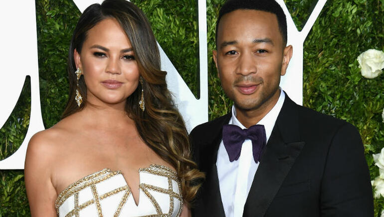 Chrissy Teigen Spills Why She Didn't Take John Legend's Last Name