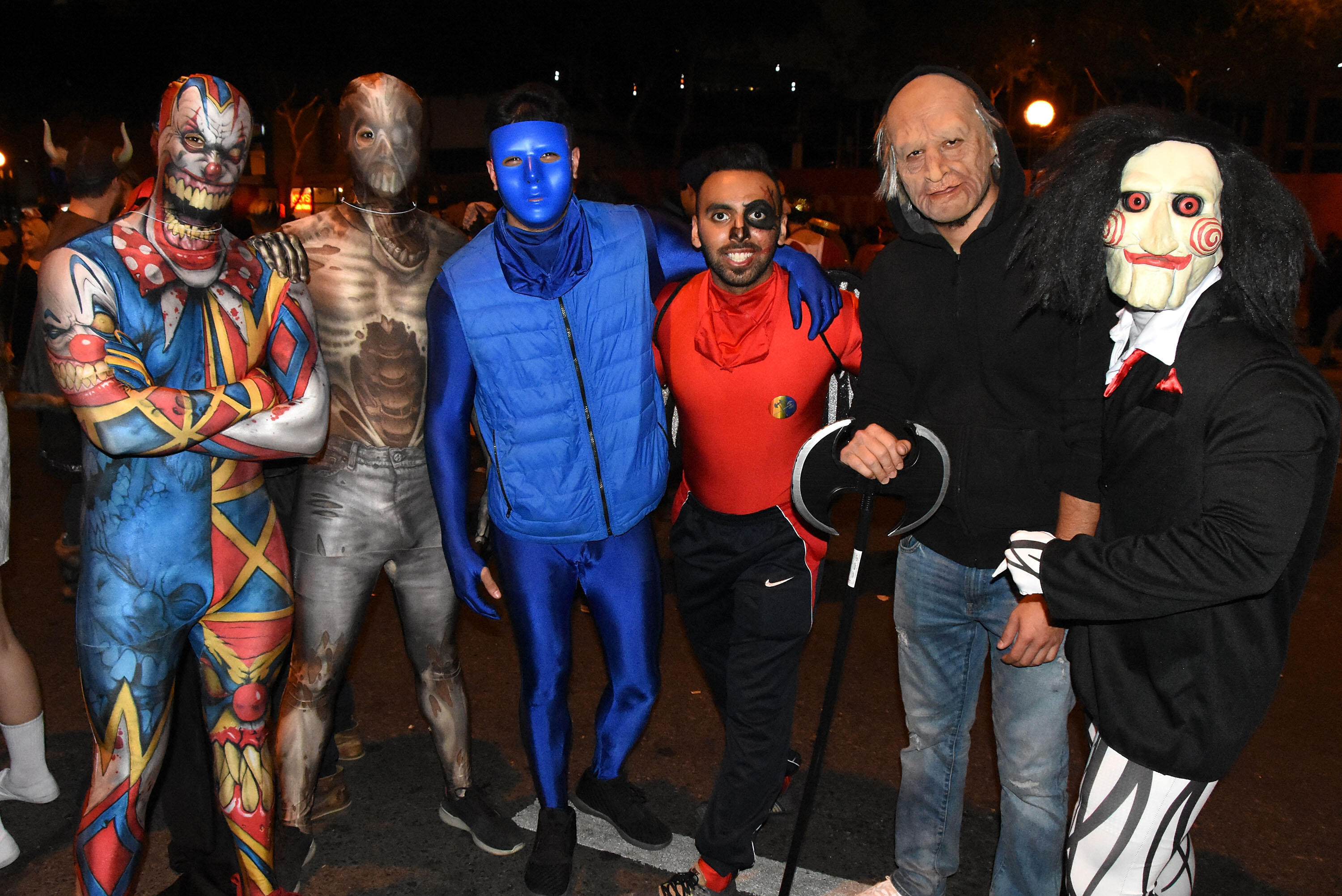 Thousands Pack West Hollywood for Halloween Carnaval | iHeartRadio
