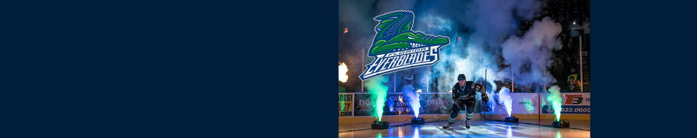 Win tickets to see the Florida Everblades