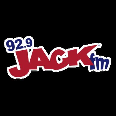 92.9 Jack FM logo