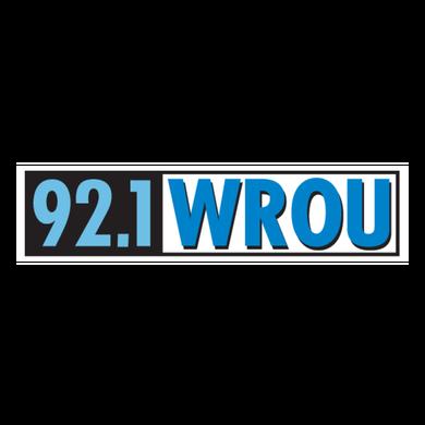 92.1 WROU logo