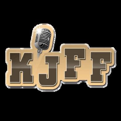 AM 1400 K-Jeff logo