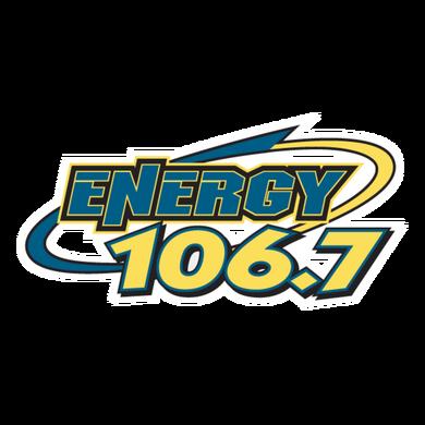 Energy 106.7 FM logo