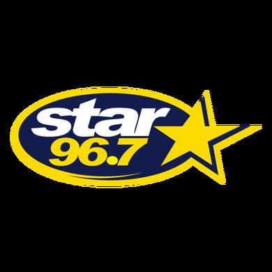 Star 96.7 logo