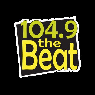 104.9 The Beat logo