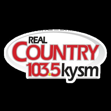 103.5 KYSM logo