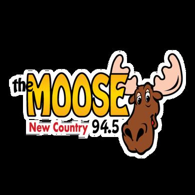 94.5 The Moose logo