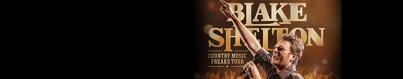Win A Blake Shelton Country Freaks Party Four Pack!
