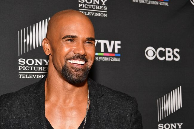 Looks Like Shemar Moores Got A New Girlfriend Photo Nina