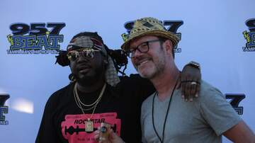 Beats By The Bay - Meet & Greet: T-Pain