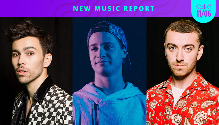 New Music Report - Week of November 6th on STAR 94.1
