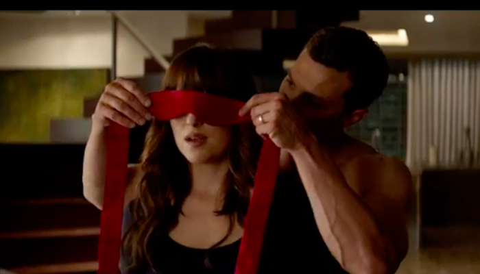Watch the First (and Steamy!) Trailer for 'Fifty Shades Freed'  on STAR 94.1
