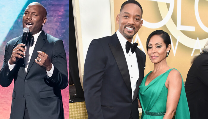 Tyrese Got $5 Million From Will & Jada Smith To Stay Off Social Media  on STAR 94.1