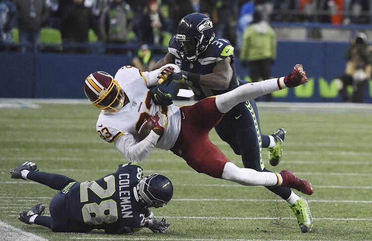 Washington Redskins v Seattle Seahawks