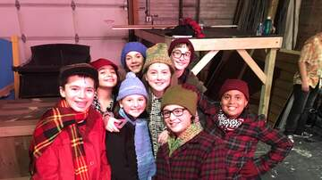 Photos - A Christmas Story; The Musical Rehearsal