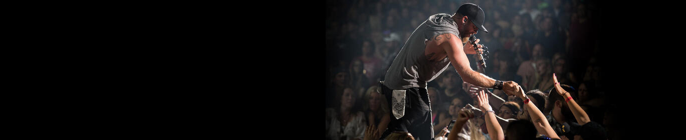 98.1 The Bull presents Brantley Gilbert at Rupp Arena! Get details here!