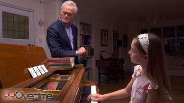Perry & The Posse - 12-Year-Old Piano Prodigy Shows Off Skills