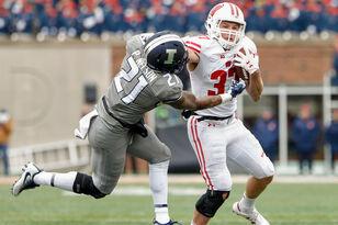 Wisconsin's Garrett Groshek on playing for the Badgers