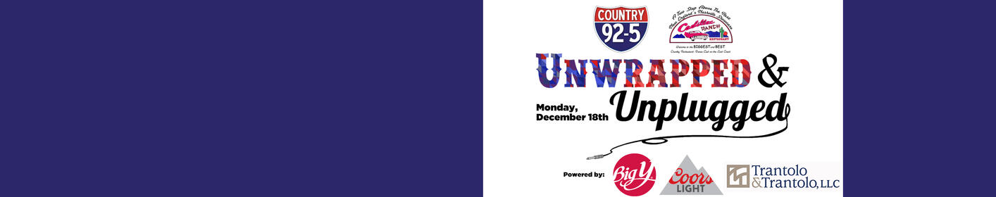 Unwrapped & Unplugged 2017