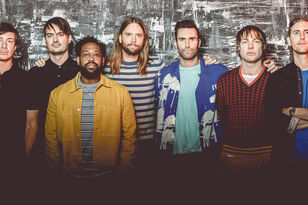 PHOTOS: iHeartRadio Album Release Party with Maroon 5