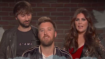 iHeartCountry Festival - Lady Antebellum, Blake Shelton & More Read Mean Tweets On 'Kimmel'