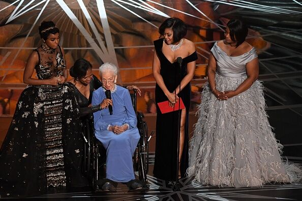 Katherine G Johnson - Getty Images