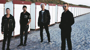 - INTERVIEW: U2 on Who 'You're The Best Thing About Me' Was Written For