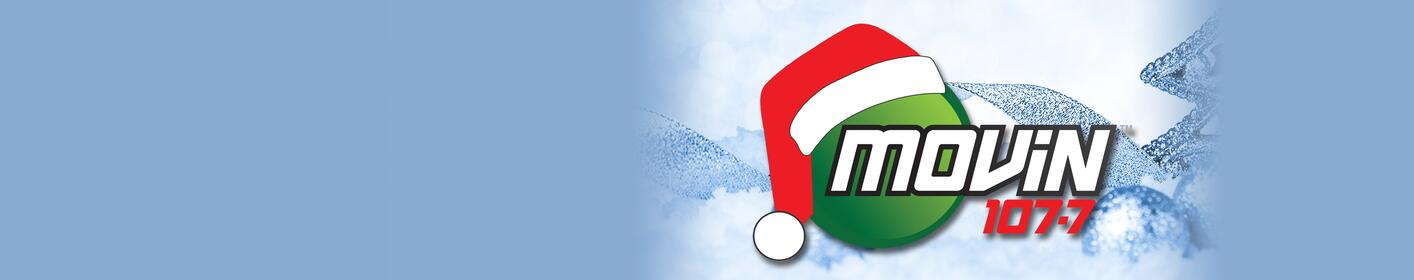 MOViN 107-7 is Hampton Roads' Christmas Station.  Listen Now!